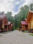 Летние домики на ТК Бирюзовая Катунь