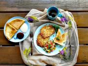 Завтрак Гостевой дом Мельница